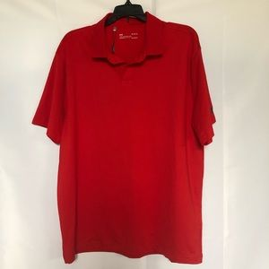 Under Armour Shirts - Under Armour golf polo